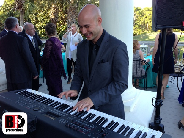 Rutherfords 465 Wedding Musician