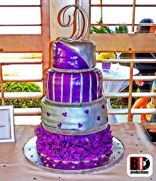 Sandestin Wedding Cake Wedding DJ
