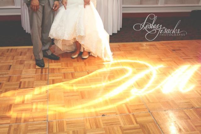 Sandestin Wedding Monogram Bayview Room
