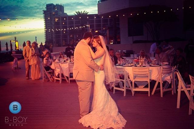 Emerald Coast Wedding