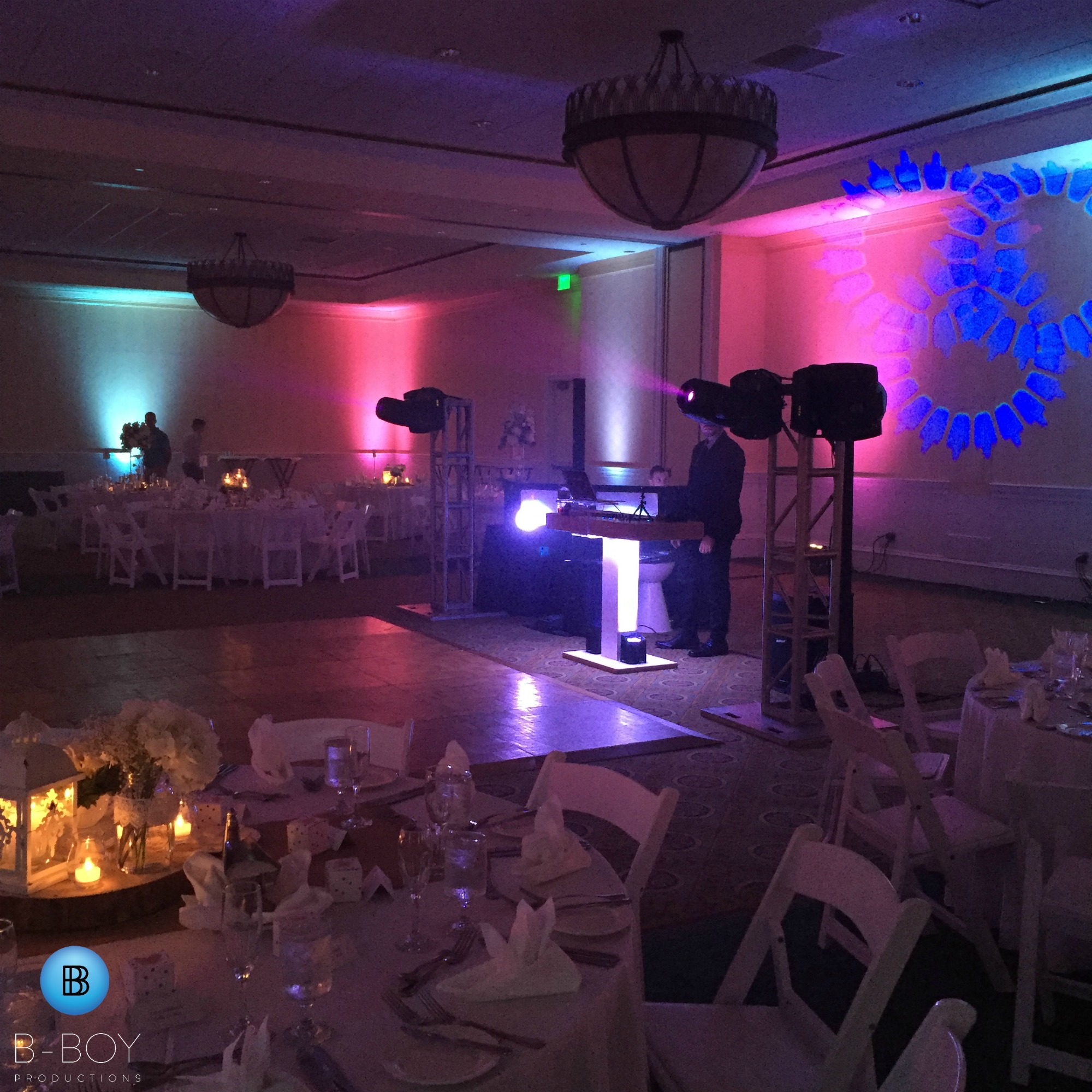 Azalea Ballroom Sandestin Wedding