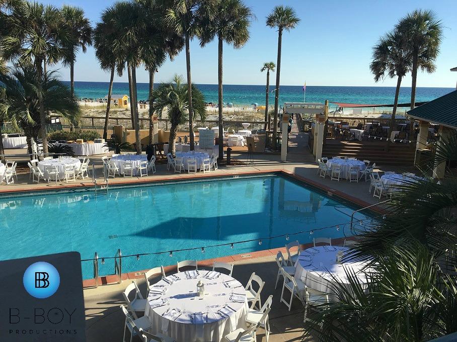 Sandestin Beach Club Wedding