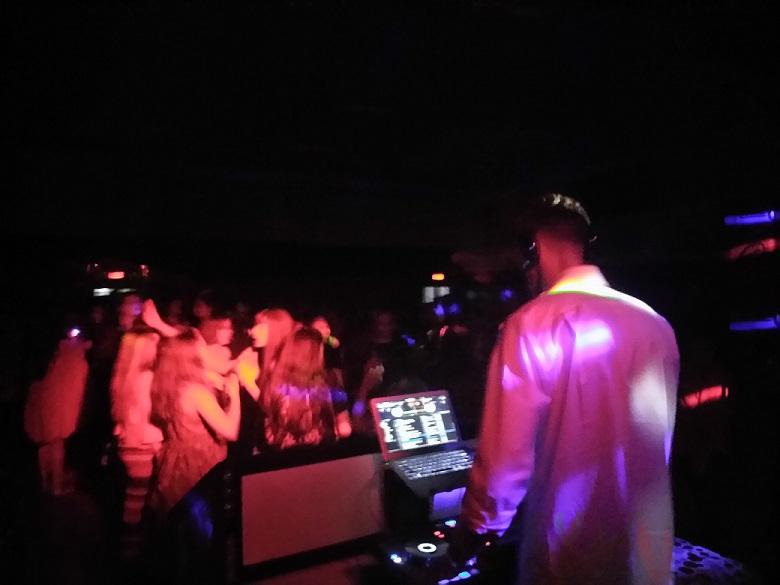 school dance DJs