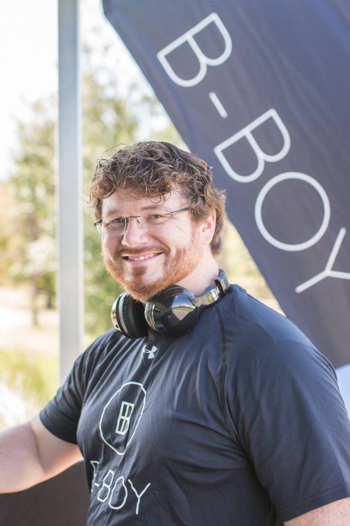 DJ Josh B #bboygivesback