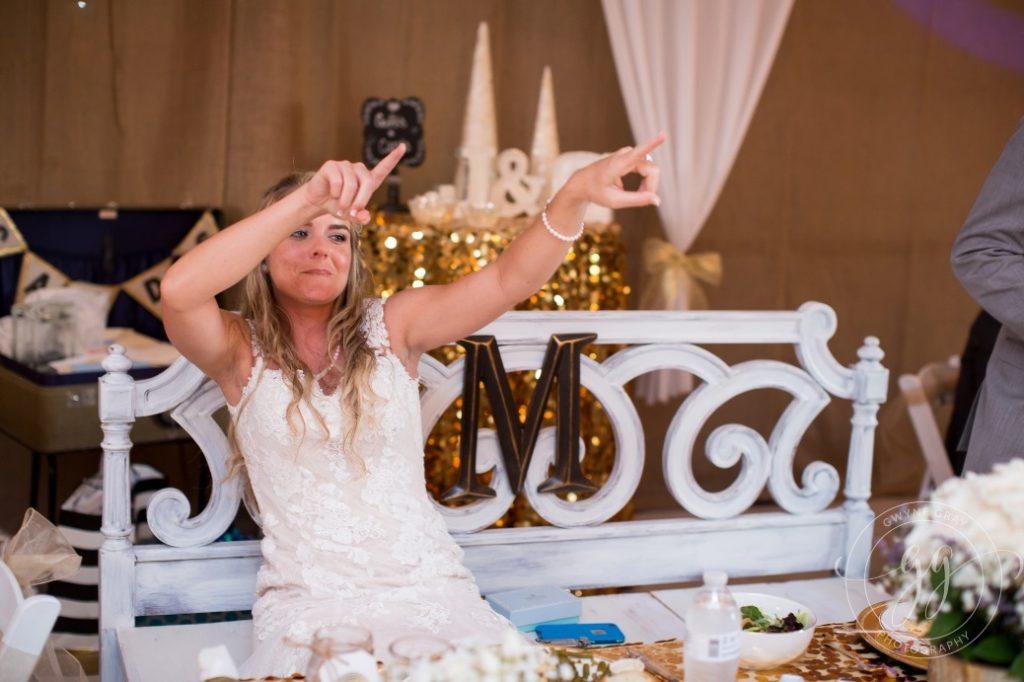 Barn Wedding DJ