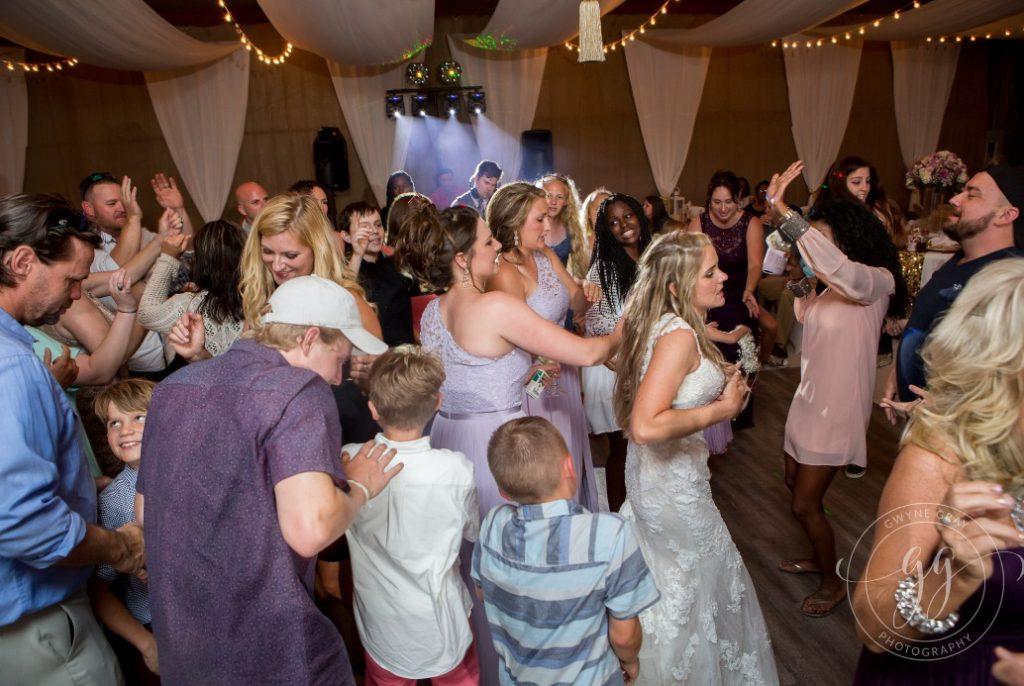 Barn Wedding DJ Brian B