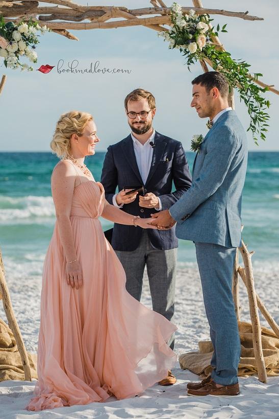 Seaside FL Wedding