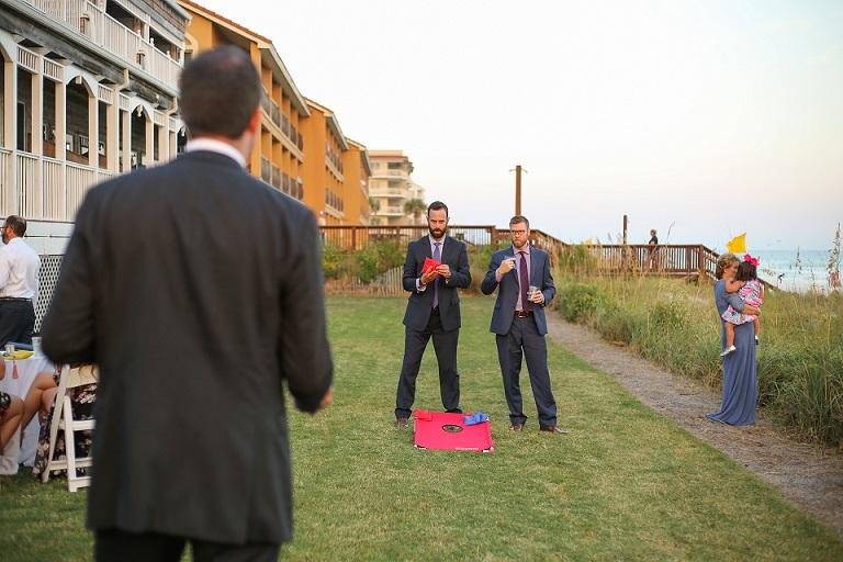 Wedding Lawn Games Destin