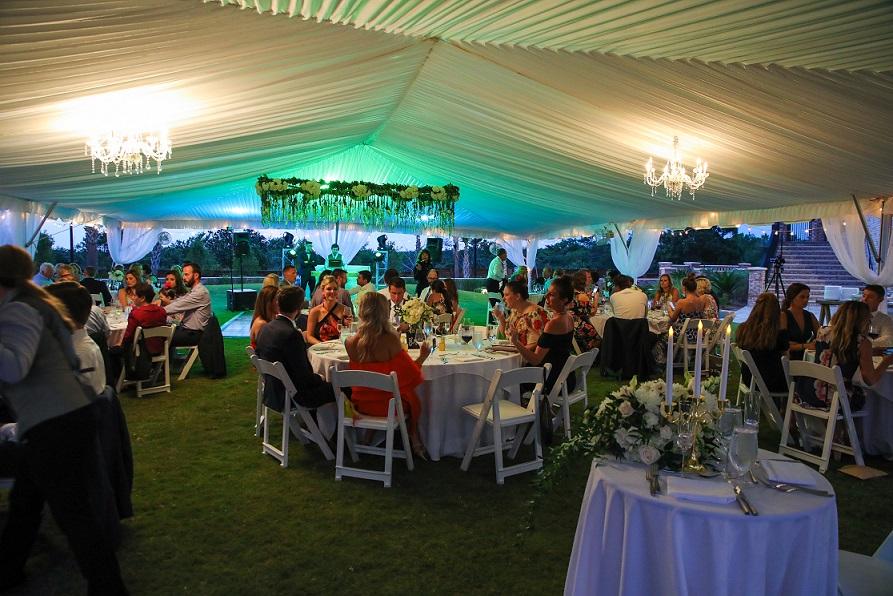 The Henderson Destin Wedding