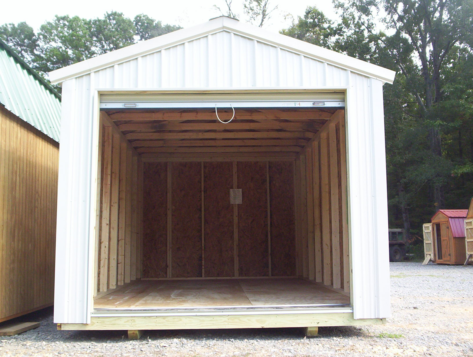 Premium Lawn and Garden Storage Shed