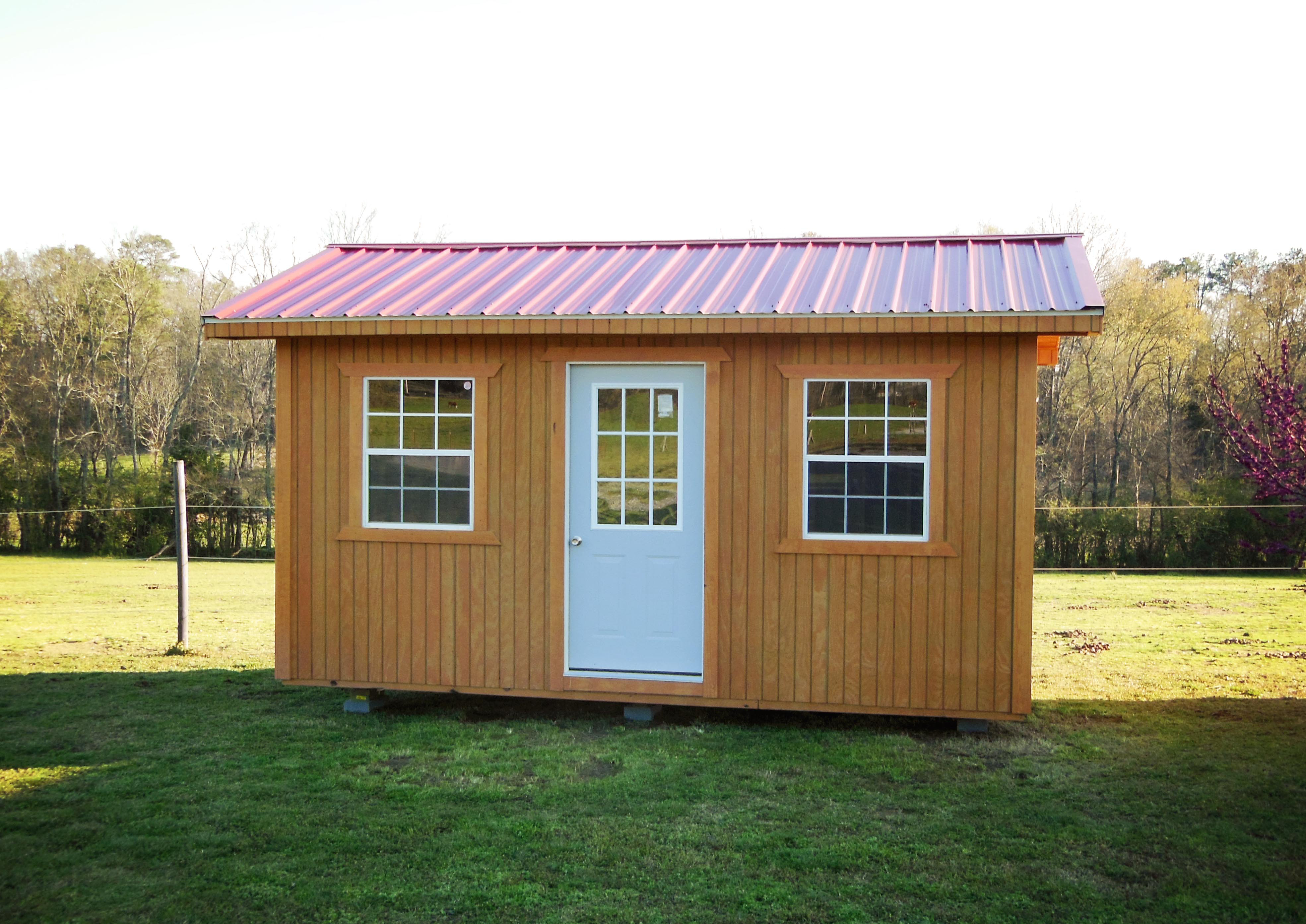 Classic Gable Portable Storage Building