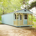 12' X 32' Portable Office