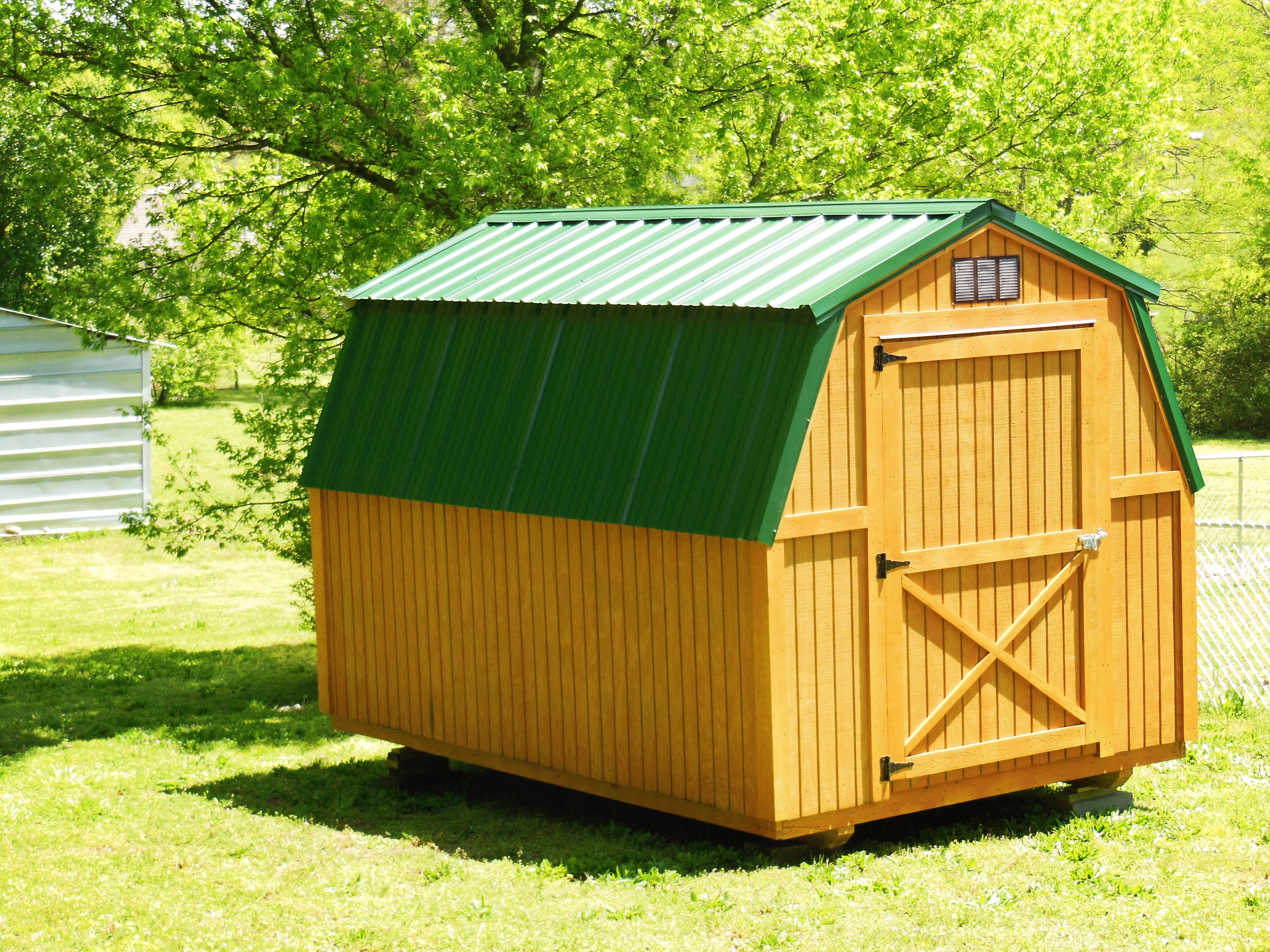 Portable Mini Barn