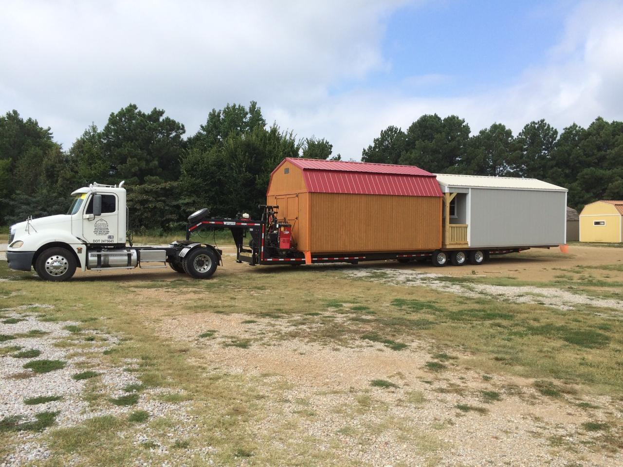 We Can Move Your Portable Building