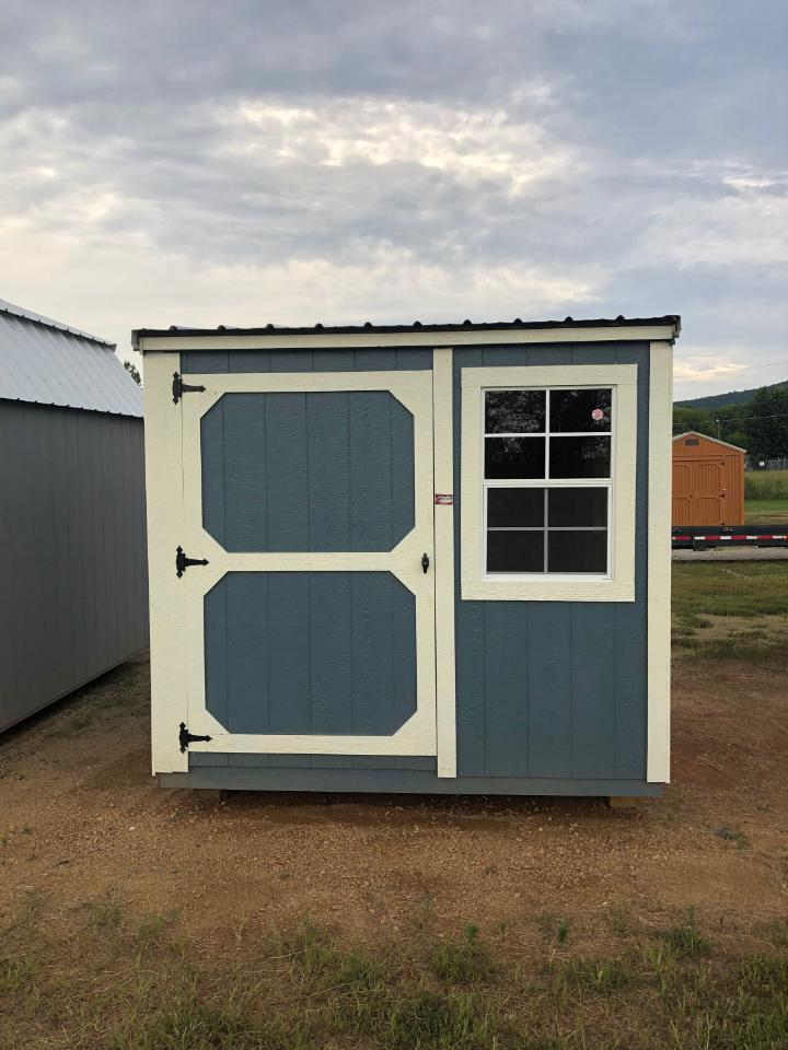 Metro Shed Portable Storage Building