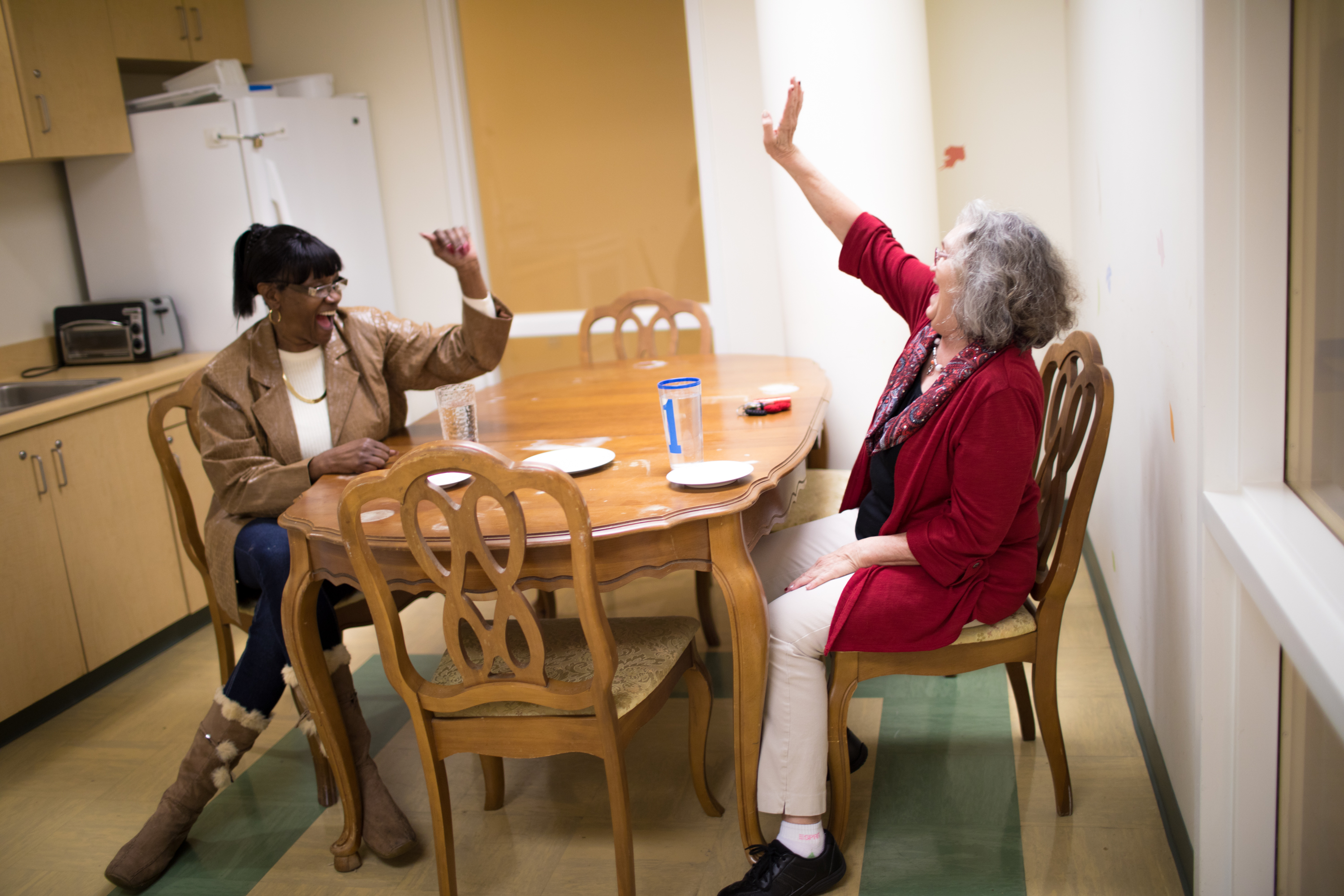 Downtown Women's Center Receives Generous $45,000 Economic Mobility Grant from Bank of America