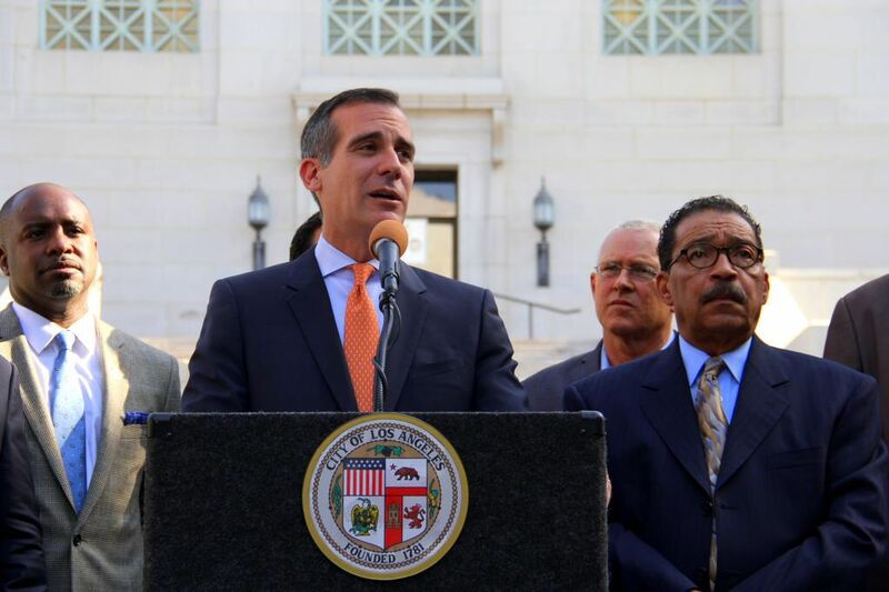 LA's state of emergency on homelessness