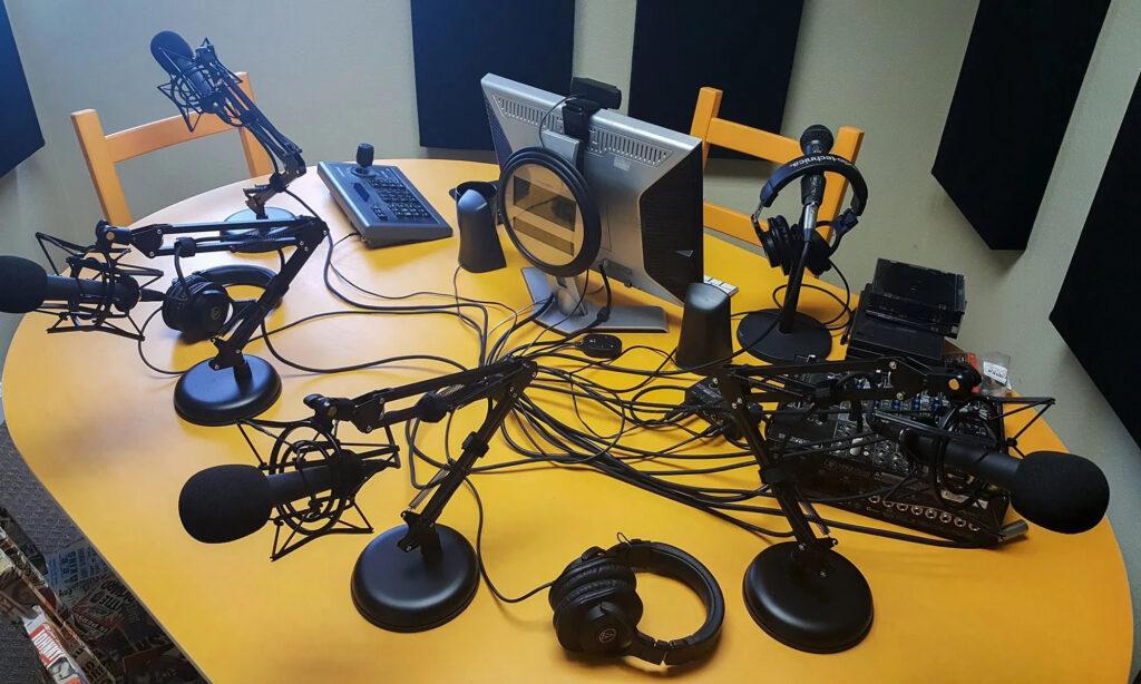 Podacsting Studio
