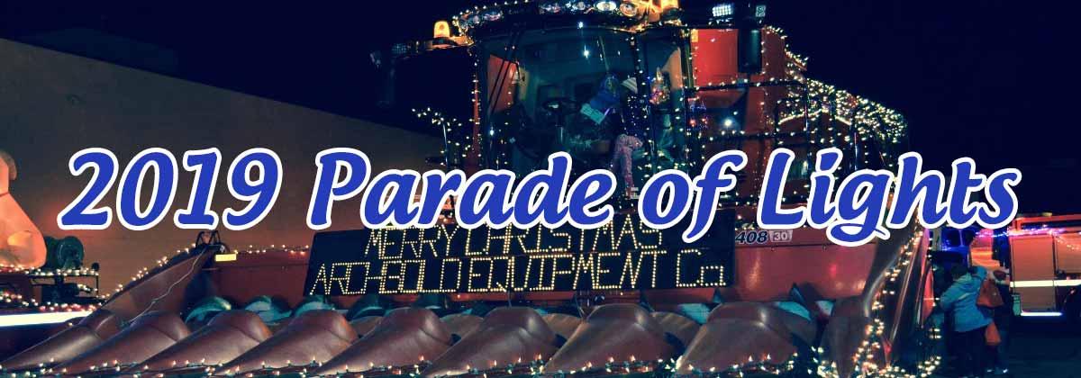 2019 Parade of Lights