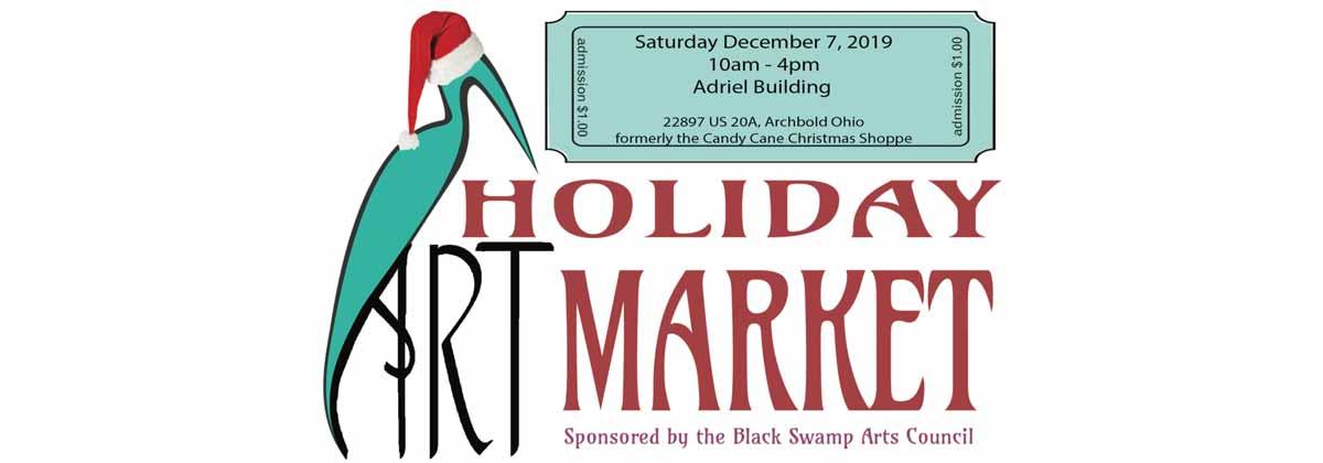 2019 Holiday Art Market