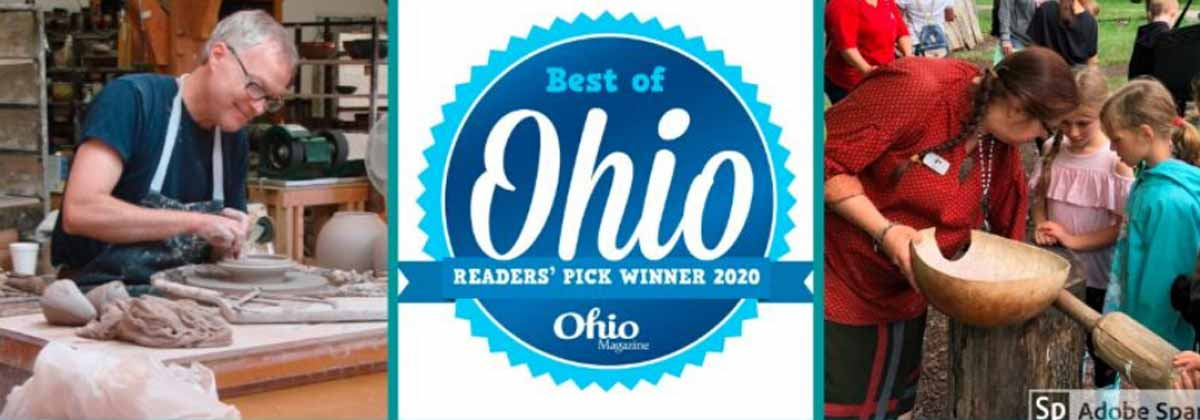 Sauder Village Voted Best of Ohio