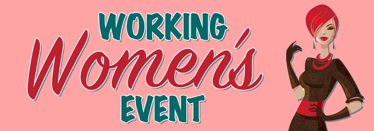 Working Women's Event