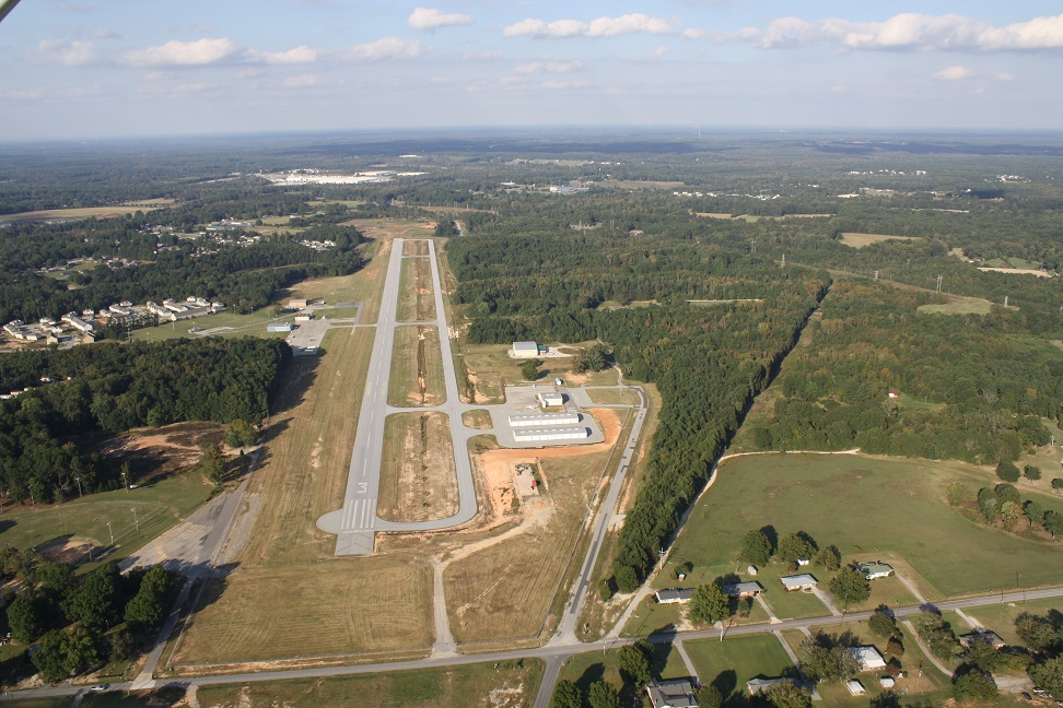 Monroe Walton County Airport