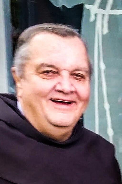 Contact Fr. Bob, ofm