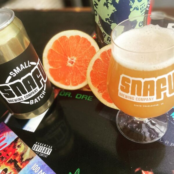 Snafu Brewing Company Grapefruit IPA