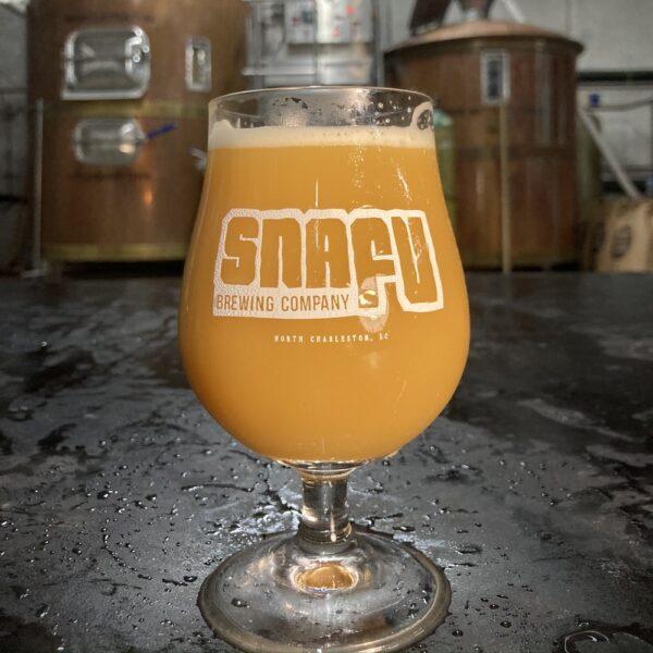 Snafu Brewing Company Hazy DIPA