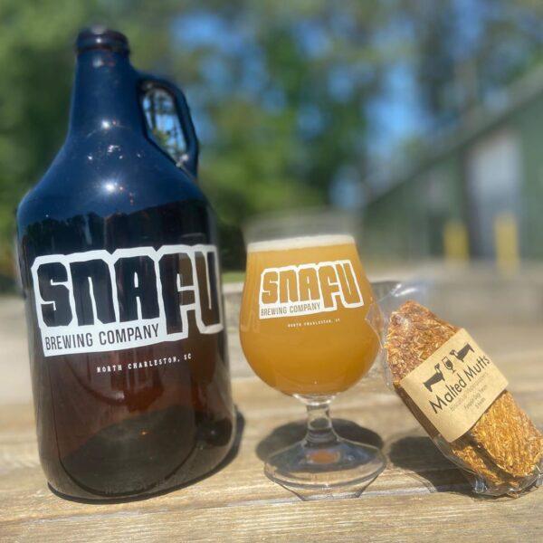 Snafu Brewing Company Piña Colada Tang Sour