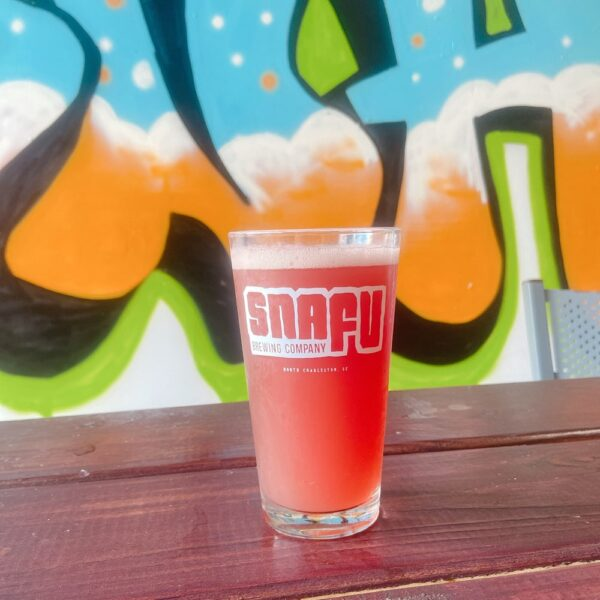 Snafu Brewing Company Raspberry Lemonade Sour