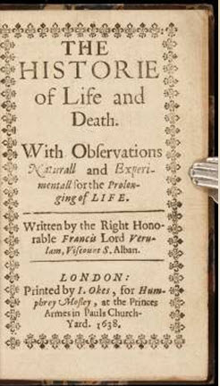 The Historie of Life and Death