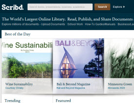 Scribd.com Elevates Role of Editors
