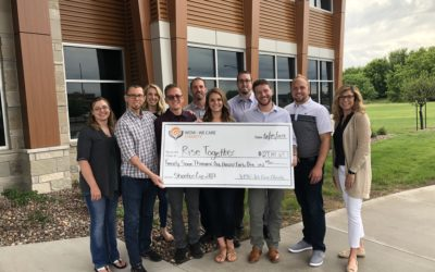 WOW – WE CARE CHARITY, Inc. Raises Nearly $30k for  Rise Together at Annual Fundraiser