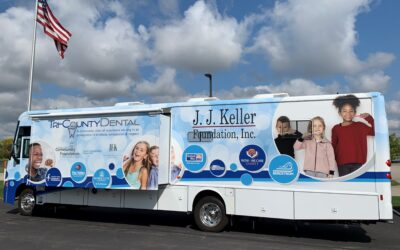 $50K Donated to Tri-County Dental