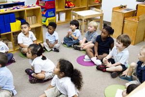Voluntary Pre-Kindergarten Class