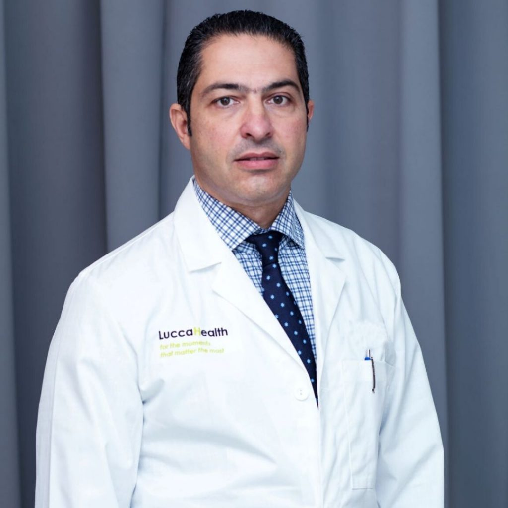 Georgios Haramis, MD, Ph.D, FEBU,