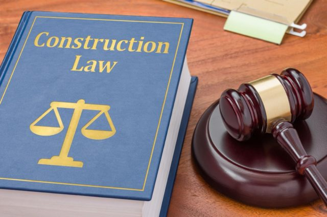 government construction contract lawyer