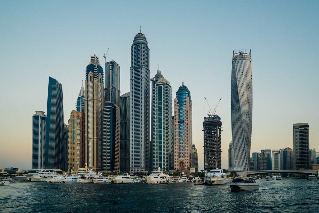 Dubai US government contracts lawyers