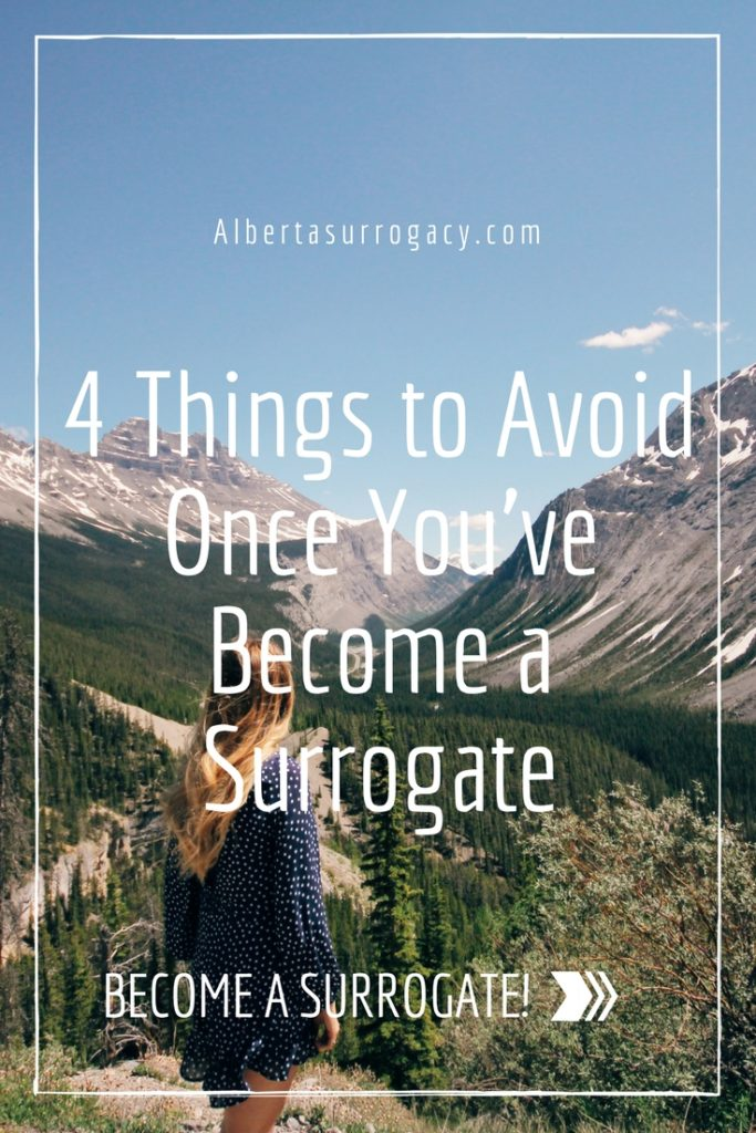 4 Things to Avoid Once You've Become a Surrogate _ Alberta Surrogacy