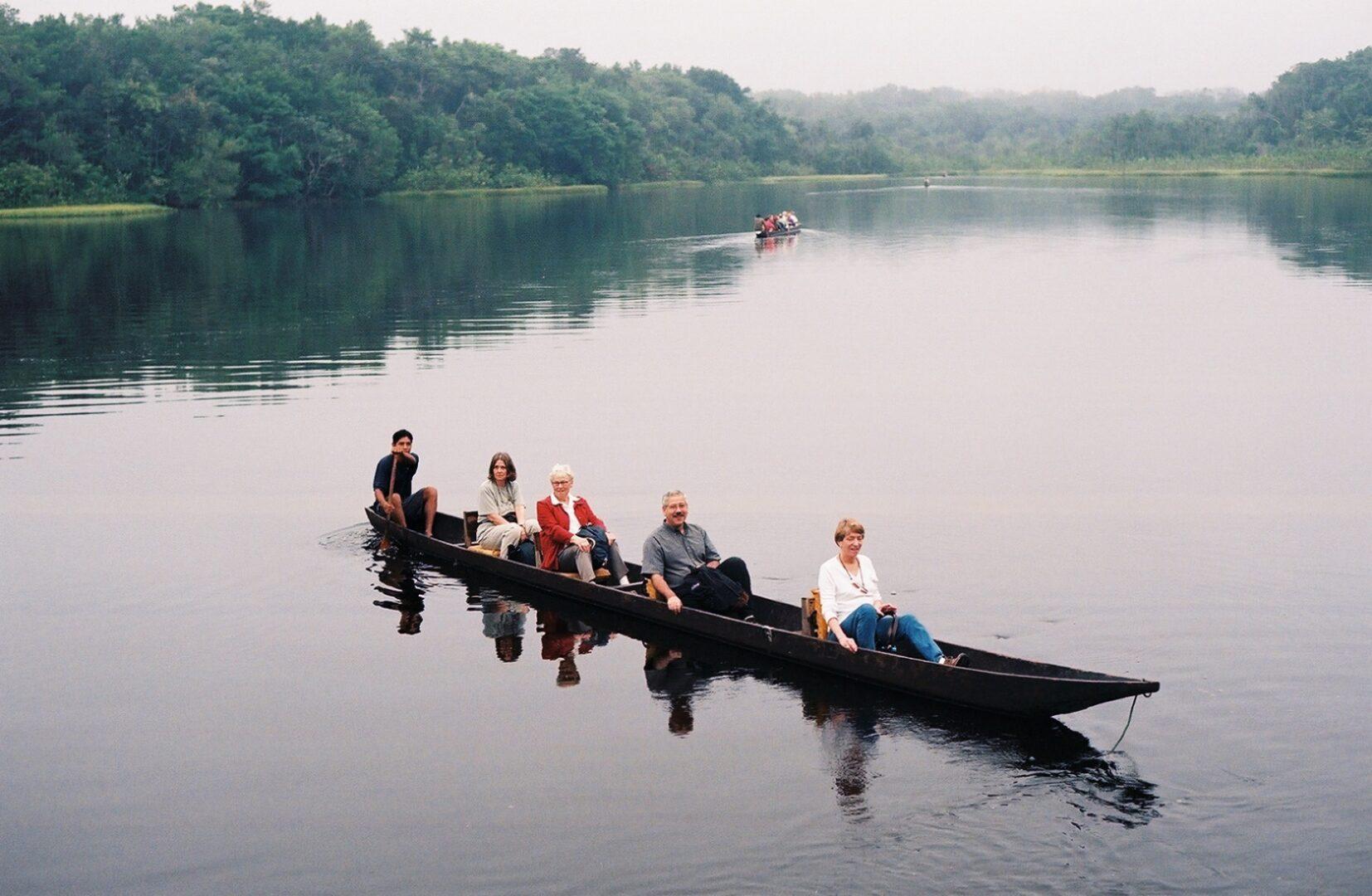Family Trip to Sacha Rainforest Lodge-1