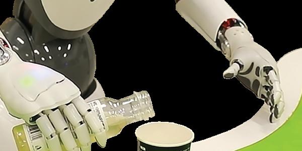 XR-1 Service Robot Powered by Cloud AI
