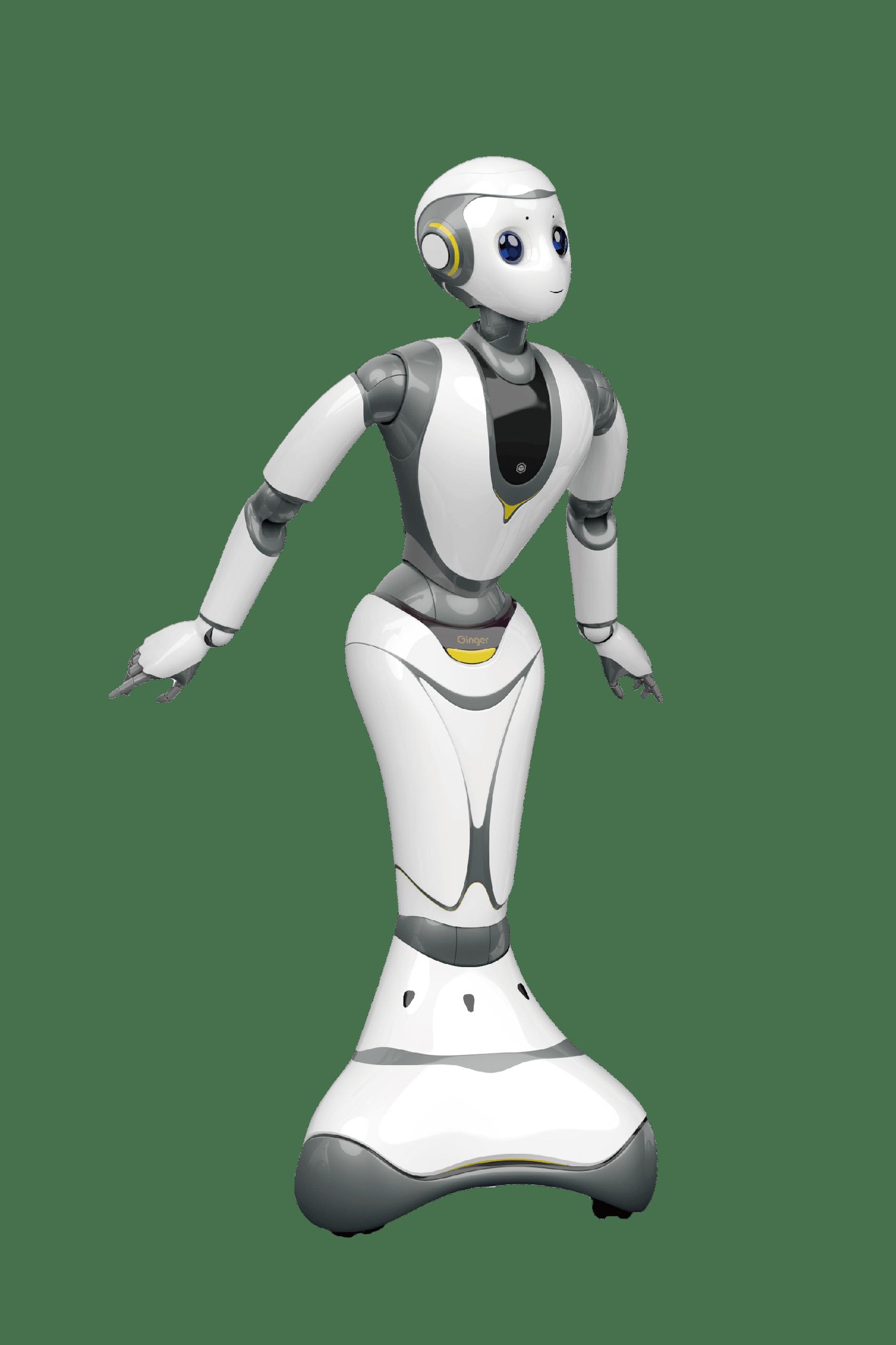 XR-1 Service Robot | CloudMinds Cloud Robots