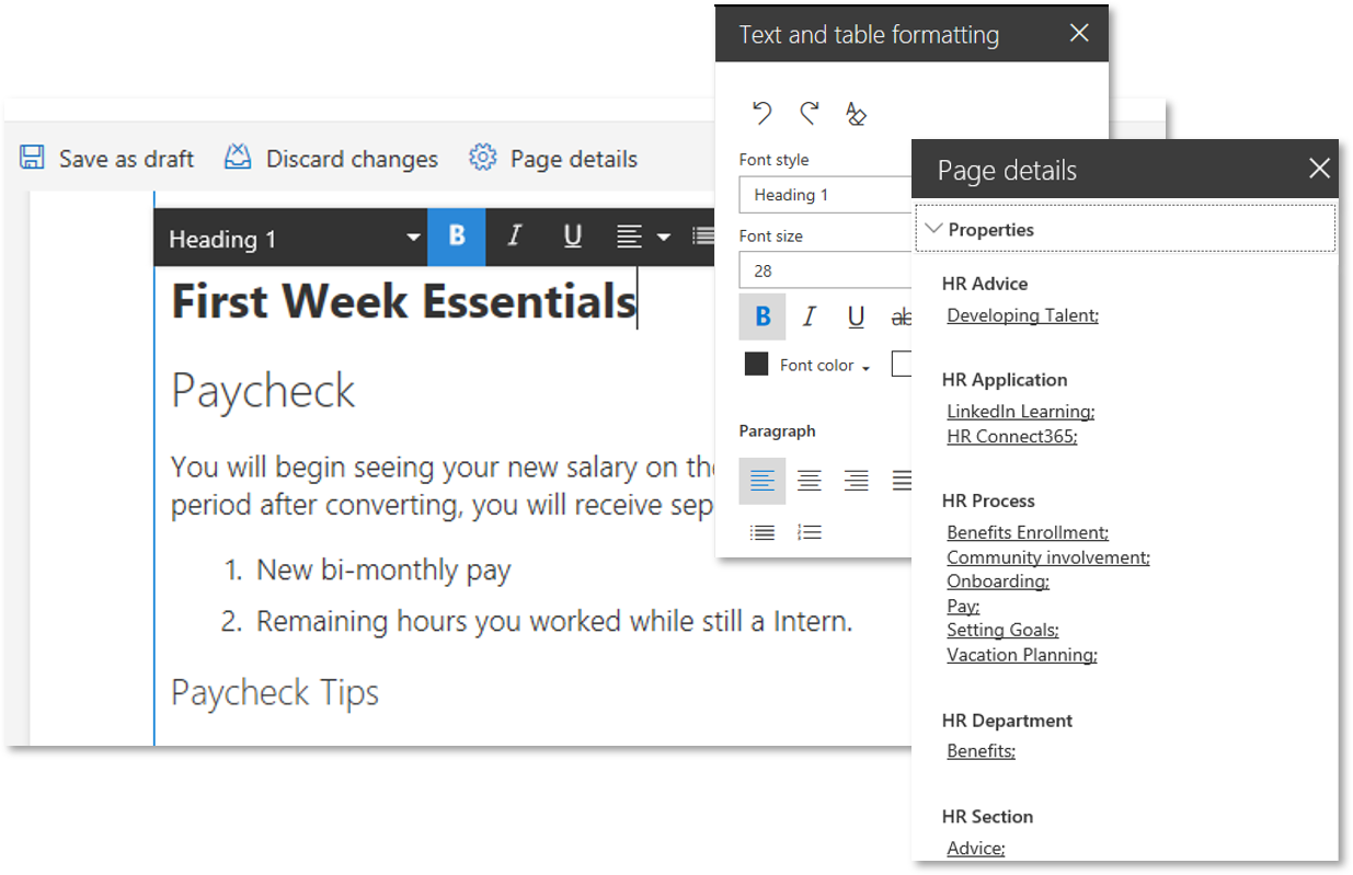 Content Management Tools