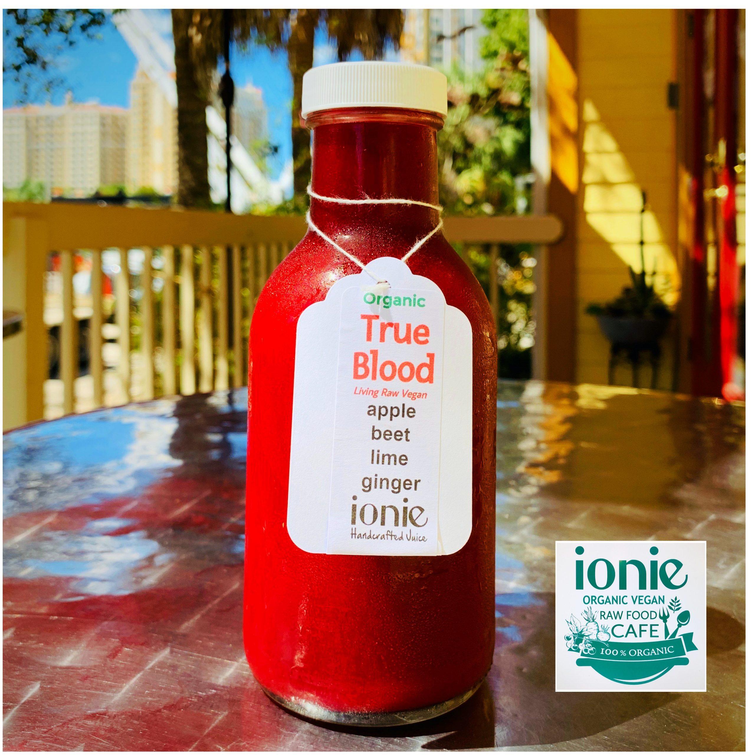 True Blood Juice