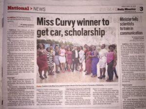 Assoc Prof Krishna N Sharma Miss Curvey