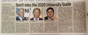 Assoc Prof Krishna N Sharma University Guide