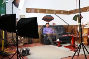Assoc Prof Krishna N Sharma Waka Africa Interview Musinash