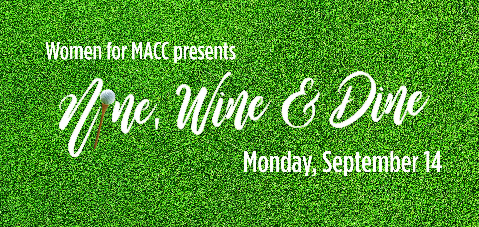Nine, Wine & Dine